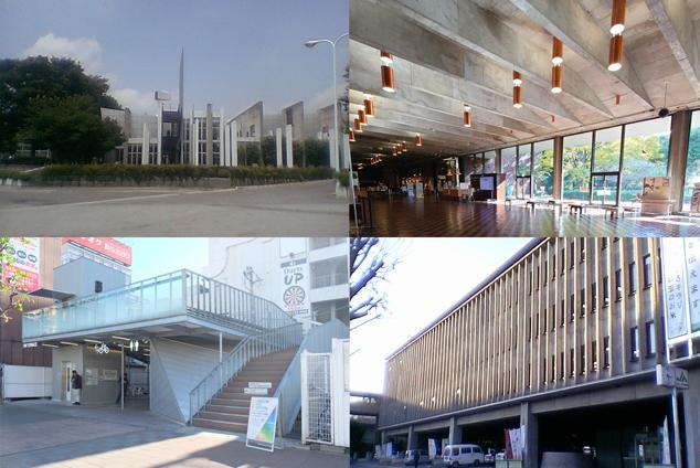 さいたま市の名建築