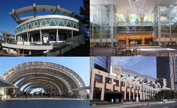 さいたま新都心の名建築