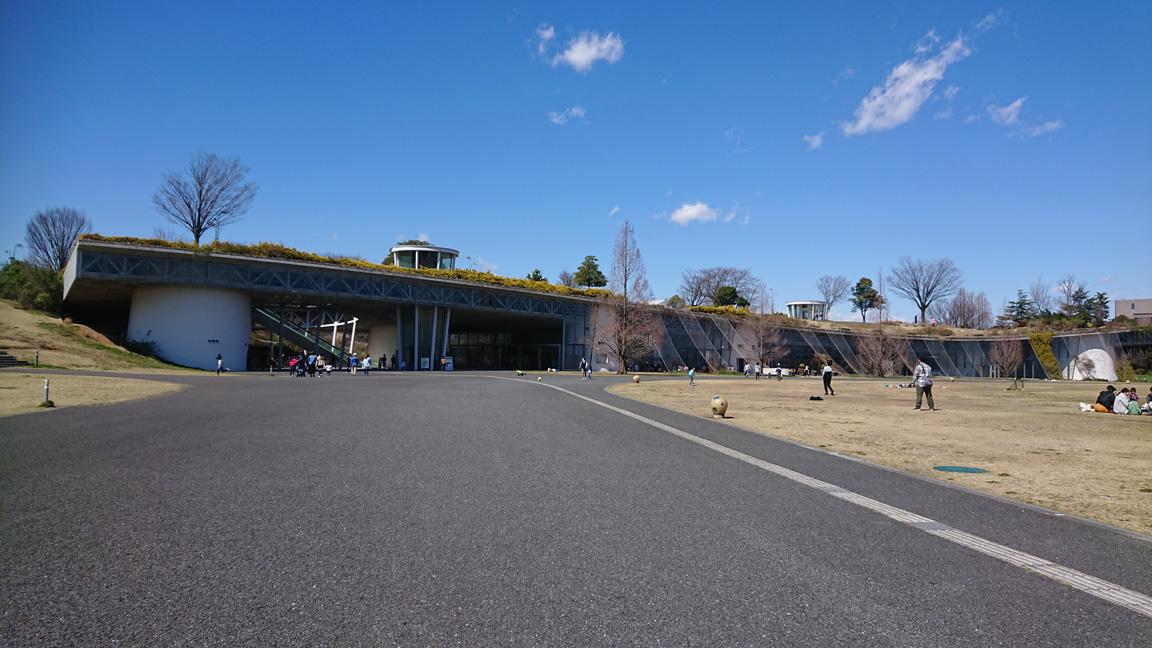 昭和記念公園_花みどり文化センター