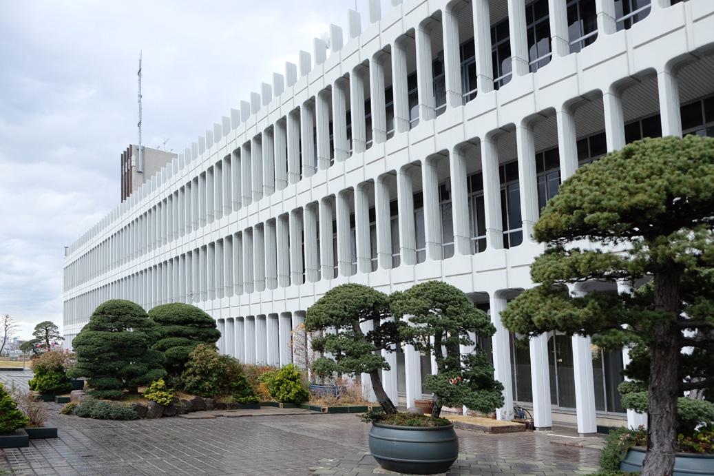 目黒区庁舎