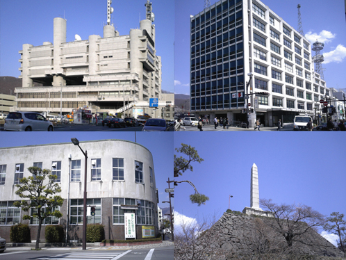 甲府の名建築