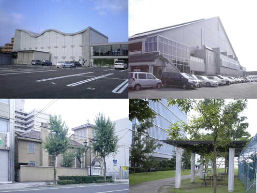 福島市の名建築