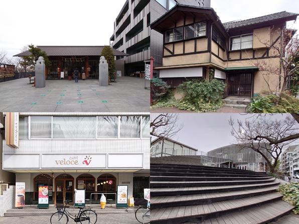 神楽坂の名建築