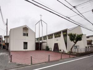 日本キリスト教会大森教会