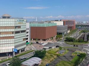 よこはまコスモワールド_大観覧車_カップヌードルミュージアム横浜