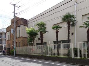 旧千住郵便局電話事務室