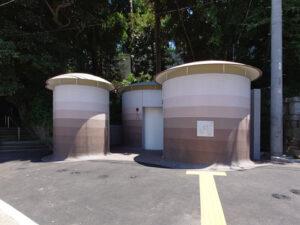 代々木八幡公衆トイレ