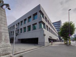 在日カナダ大使館