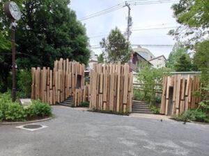 鍋島松濤公園トイレ