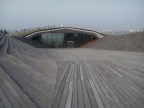 【横浜】大さん橋国際客船ターミナル1