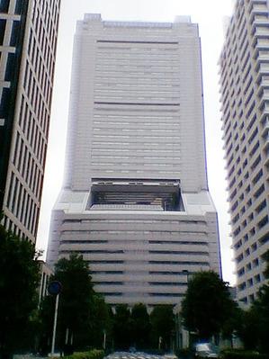 【東京三田】日本電気本社ビル1