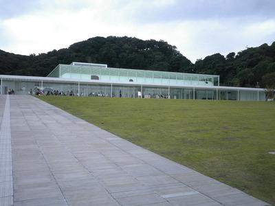 【神奈川横須賀】横須賀美術館1