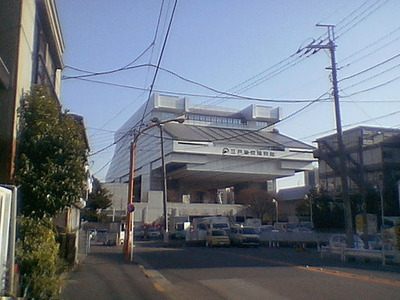 【両国】江戸東京博物館2