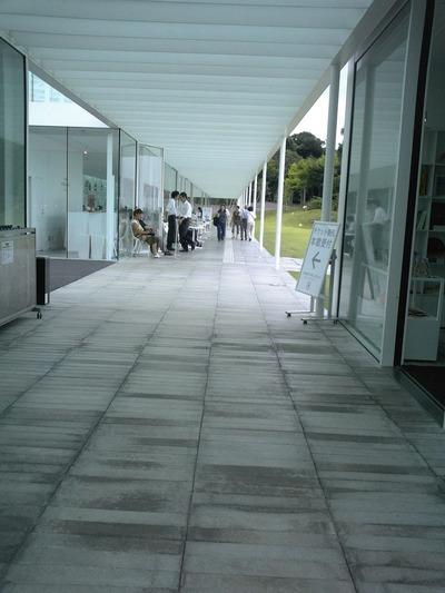 【神奈川横須賀】横須賀美術館3