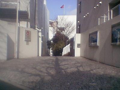【まとめ1704-3】在日トルコ大使館