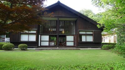 【東京】前川國男自邸1