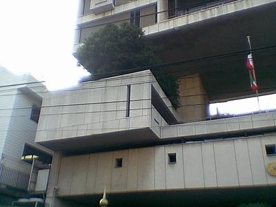 【東京三田】クウェート大使館2