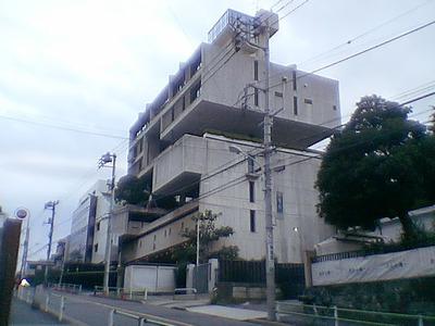 【東京三田】クウェート大使館3