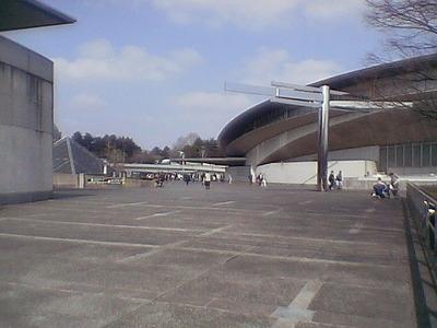 【東京千駄ヶ谷】東京体育館6