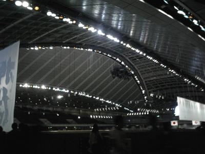 【東京千駄ヶ谷】東京体育館2